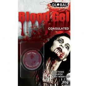 Faux sang coagulé en gel Global Colours