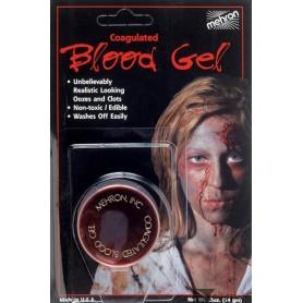 Faux sang coagulé en gel Mehron (15ml)