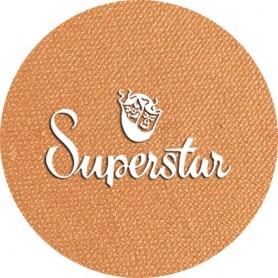 Maquillage artistique Superstar bronze métallisé