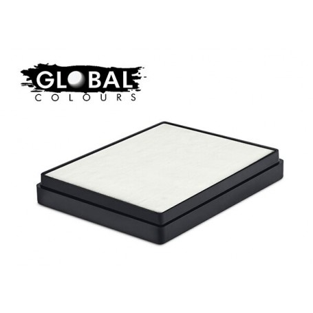 Maquillage artistique Global Colours blanc 50g