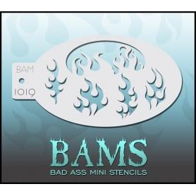 Bad ass stencil 1002