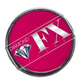 Maquillage artistique magenta néon Diamond FX