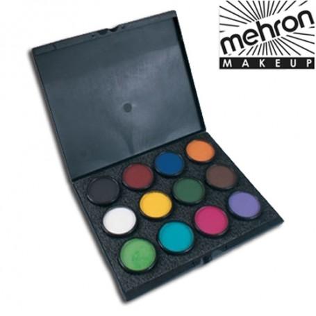 Malettes de 12 couleurs essentielles (2 versions)