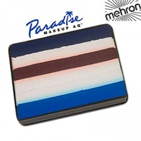 Maquillage artistique multicolore Patriot Mehron