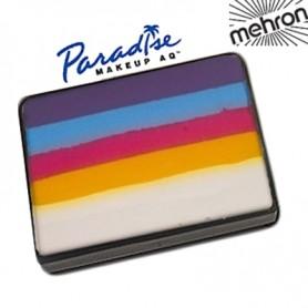 Maquillaje artístico multicolor Twist Mehron