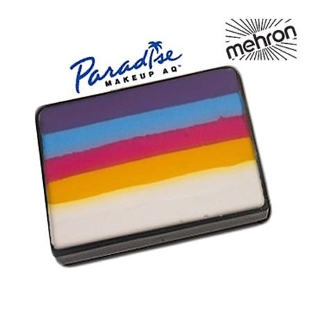Maquillage artistique multicolore Twist Mehron