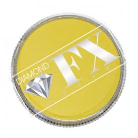 Maquillaje artístico amarillo metálico Diamond FX 32 gr