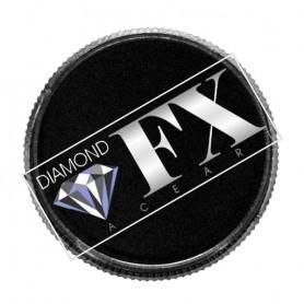 Maquillaje artístico negro metálico Diamond FX 32 gr