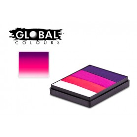 Rainbow cakes Global Colours Oxford