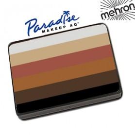 Maquillage artistique multicolore Furry Mehron