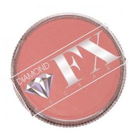 Maquillage artistique rose poudré métallique Diamond FX