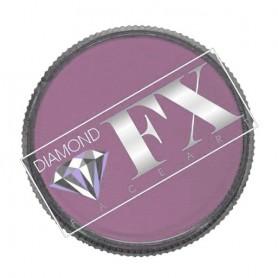 Maquillage artistique lilas métallique Diamond FX