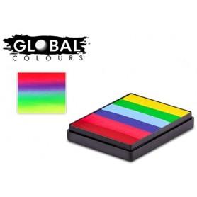 Rainbow cakes Global Colours Positano