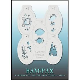 Pochoir BAM PAX 3001