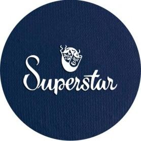 Maquillage artistique Superstar bleu ancre