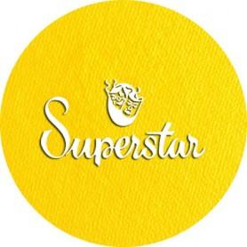Maquillage artistique Superstar jaune vif