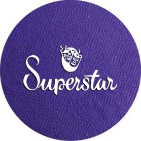 Maquillage artistique Superstar violet impérial