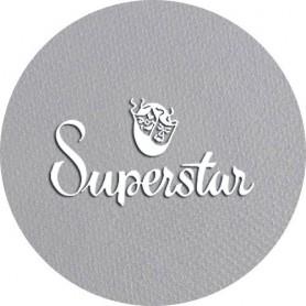 Maquillage artistique Superstar gris clair