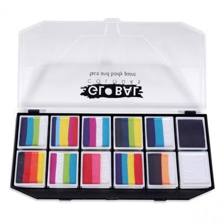 Palette fun strokes Explosion Global Colours