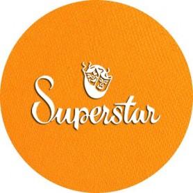 Maquillage artistique Superstar orange clair