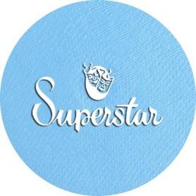 Maquillage artistique Superstar Baby blue métallisé