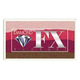 "Maquillaje multicolor ""Little girl"" Diamond FX 30 gr"