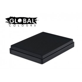 Maquillage artistique Global Colours noir profond 50g