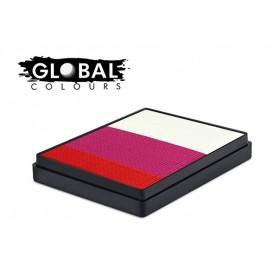 Rainbow cakes Global Colours Antarctica