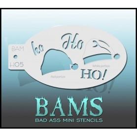 Bad ass stencil H05