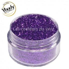 Paillettes violettes Ybody (5g)