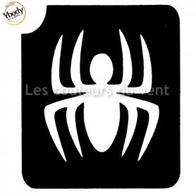 Tatouage araignée Ybody