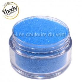 Paillettes fluorescentes bleues Ybody (5g)
