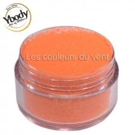 Paillettes fluorescentes oranges Ybody (5g)