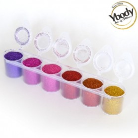 Set de paillettes Ybody 160ml