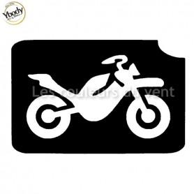 Pochoir moto Ybody