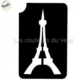 Pochoir tour Eiffel Ybody