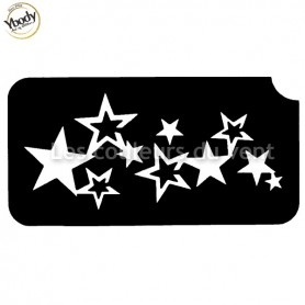 Pochoir Stars Ybody