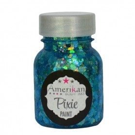 "Paillettes gel Pixie ""Blue Monday"" American Body Art"