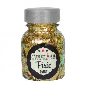 "Paillettes Pixie Paint ""Lucky Star"" Amerikan Body Art"