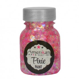 "Paillettes Pixie Paint ""Pretty in pink"" Amerikan Body Art"