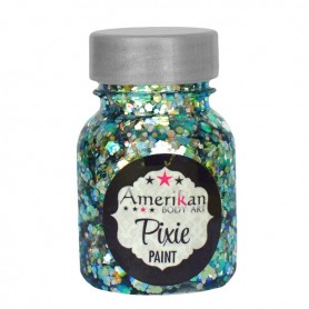 "Paillettes Pixie Paint ""Splash"" Amerikan Body Art"