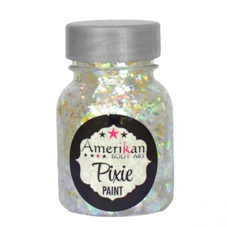 """Paillettes Pixie Paint """"True colors"""" Amerikan Body Art"""