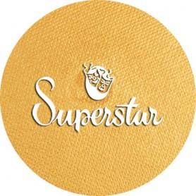 maquillaje artístico oro Superstar