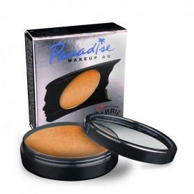 Maquillage artistique orange métallique Mehron