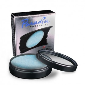 Maquillage artistique bleu clair métallique Mehron