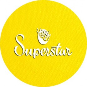 Maquillage artistique Superstar jaune