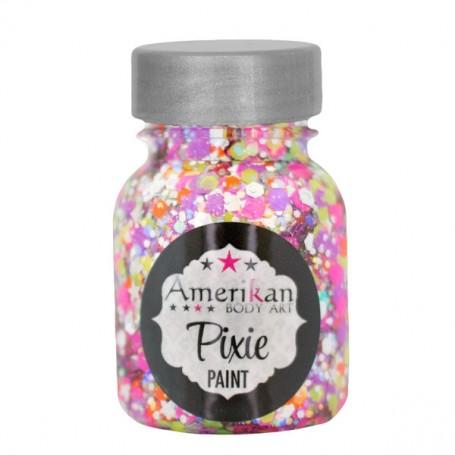 "Paillettes Pixie Paint ""Valley Girl"" Amerikan Body Art"
