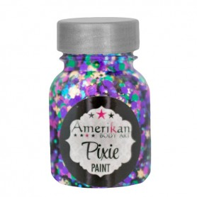 "Paillettes Pixie Paint ""Mardi Gras"" Amerikan Body Art"