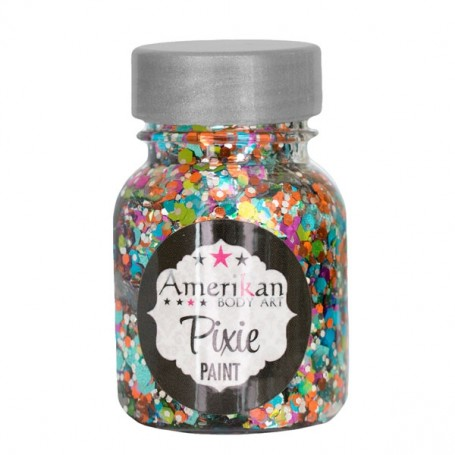 "Paillettes Pixie Paint ""Tropical Whimsy"" Amerikan Body Art"