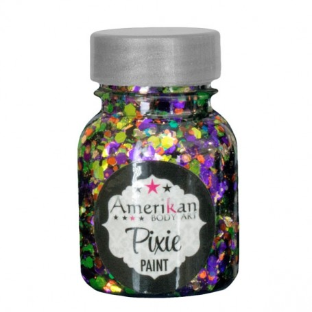 "Paillettes Pixie Paint ""Trick or treat"" Amerikan Body Art"